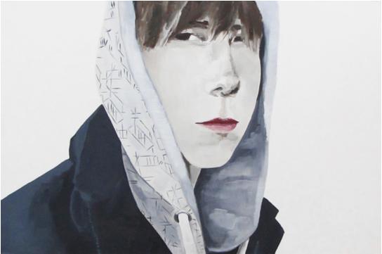 Ohne Titel | 100 x 150 cm | 2009 | Öl auf Leinwand
