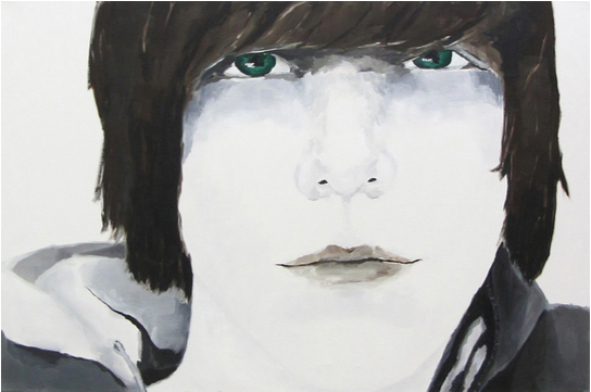 Ohne Titel | 100 x 150 cm | 2010 | Öl auf Leinwand