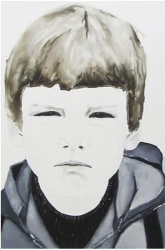 Ohne Titel | 150 x 100 cm | 2012 | Öl auf Leinwand