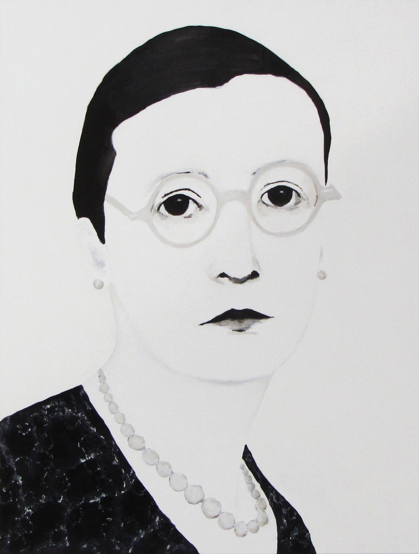 Augusta von Zitzewitz | 120 x 90 cm | 2015 | Öl auf Leinwand
