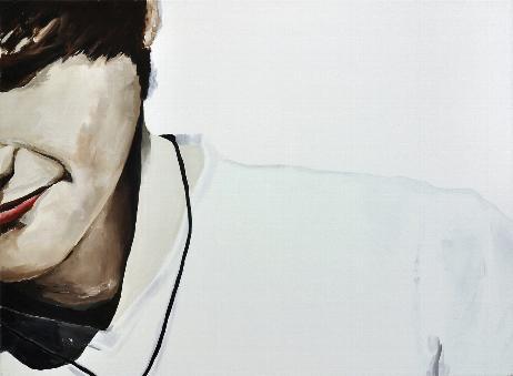 Ohne Titel | 80 x 100 cm | 2012 | Öl auf Leinwand