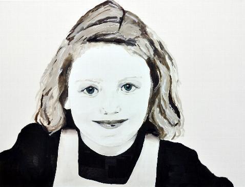 Ohne Titel | 80 x 100 cm | 2013 | Öl auf Leinwand